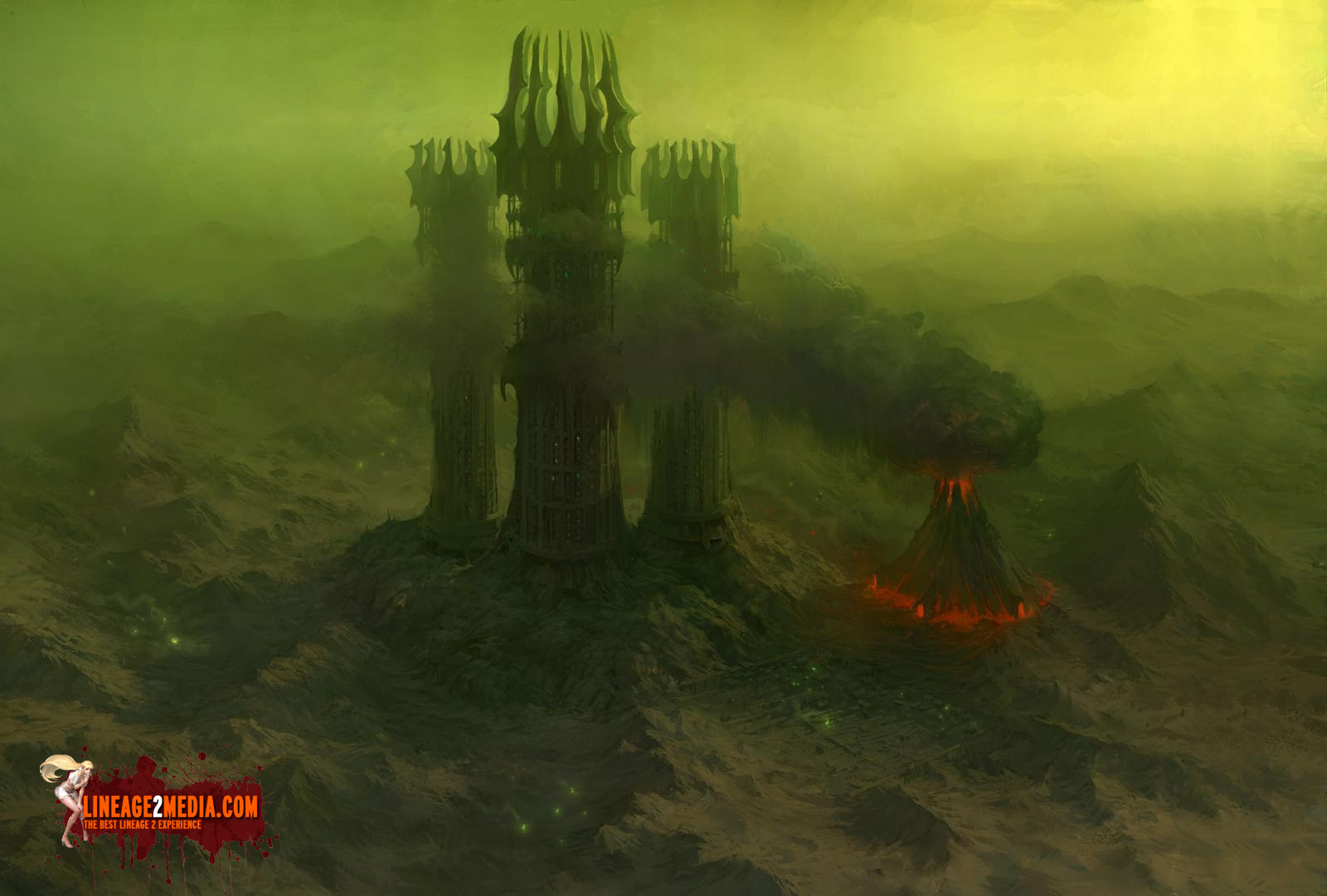 Mairyn : места кача для dark avenger